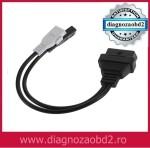 Cablu adaptor VW Audi Seat Skoda – 2×2 pini