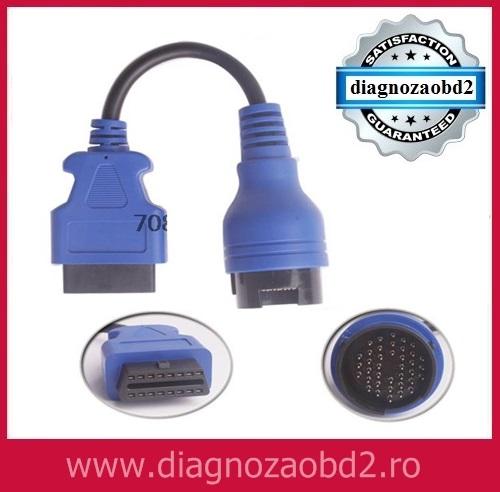 Cablu Adaptor Iveco Daily 38 Pini Obd2