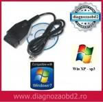 Tester diagnoza  auto VAG.COM KKL 409.1 – OBD2 Webasto !