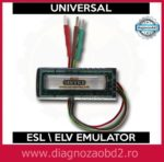Emulator universal ESL / ELV – Mercedes Sprinter W906, VW Crafter