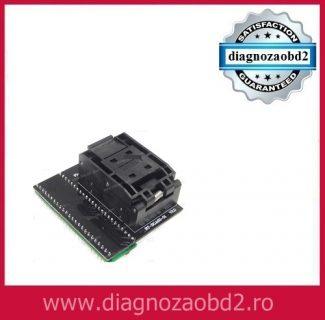 Adaptor memorii BGA63 0.8mm pt. Programator RT809H