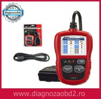 Scaner diagnoza auto Autel AutoLink AL319 – OBD2