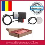 Interfata diagnoza multimarca Delphi ds150 , lb. romana cu BLUETOOTH - calitatea A+++