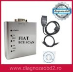 Interfata diagnoza K-line si CAN.BUS , pentru Fiat – ECU SCAN , completa !